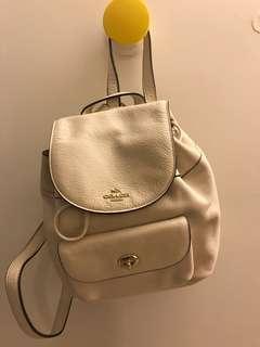 Coach backpack bag