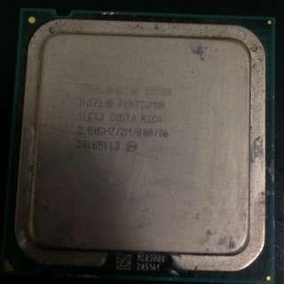 Intel Core 2 E5500