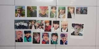 WTS BTS OFFICIAL PHOTOCARD