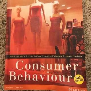 Consumer behaviour textbook - Murdoch University