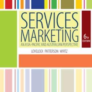 Services Marketing Textbook -Murdoch University