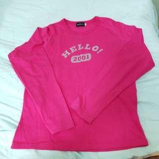 BOYCOTT 衛衣 MADE IN JAPAN