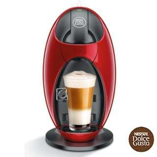 🚚 【雀巢咖啡】Dolce Gusto 咖啡機 Jovia(櫻桃紅)