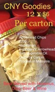 Arrow Head Cracker
