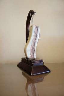 🚚 雕件:彌勒、觀音、豬肉石、蘇東坡⋯收藏品