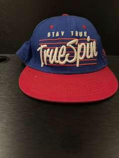 True spin hat