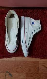 Converse Allstar Optical White