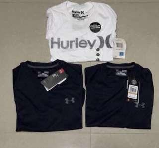 Under Armour navy blue size S $25 each (Original USA price: 25 USD) 2 for $45