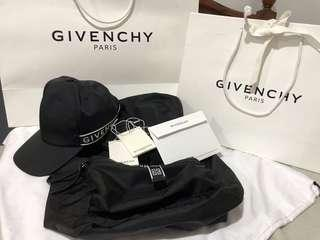 Givenchy Light 3 Backpack and Givenchy Cal