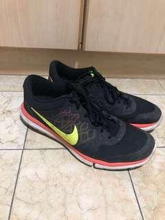 Used Nike Flex 2015 Run Fitsole Sport running Shoes
