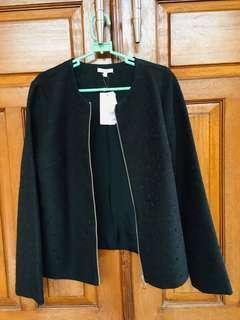 Blazer / Jacket Et Cetera Black