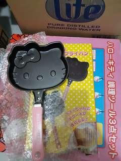 Hello Kitty Diecut Frying Pan