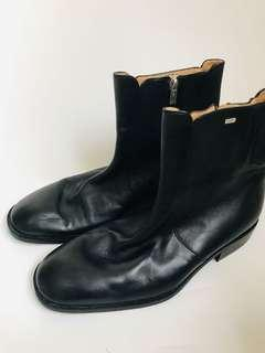 Bally Leather Boots - Parawet