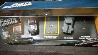 Fast and furious 3 car set
