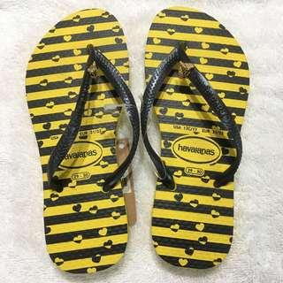 Havaianas Bumble Bee (Authentic)