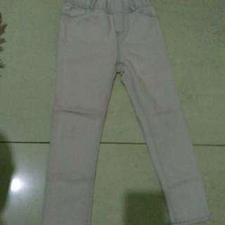 Celana jeans anak karet