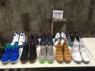 wholesale dealer 60d96 5eed5 Nike Kobe Lebron Kyrie PG Dame Harden Adidas Jordan yeezy curry NmD boost  cortez air pippen