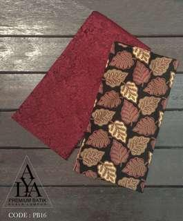 Batik Cotton Batu Raden (Premium Quality)