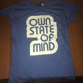 Own State Of Mind T Shirt