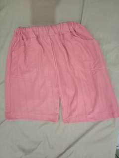 👍Cute Pink Hot Pants