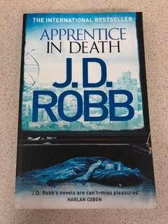 APPRENTICE IN DEATH 💀 (JD ROBB)