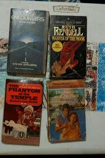 Pre-loved classic books for sale