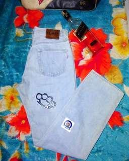 Longpants jeans EDWIN