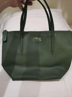 Authentic Preloved Lacoste Bag
