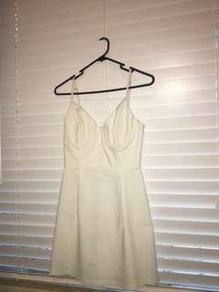 Novella mini dress