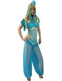 Genie/Dancer Costume