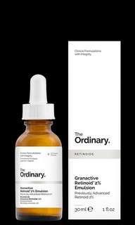 (READY STOCK) The Ordinary Granactive Retinoid 2% Emulsion