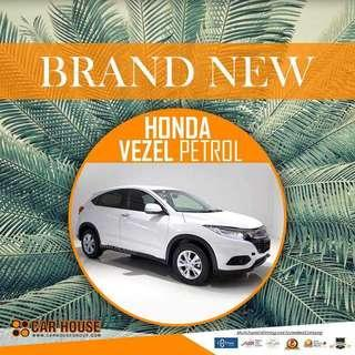Honda Vezel 1.5 X Honda Sensing (A)