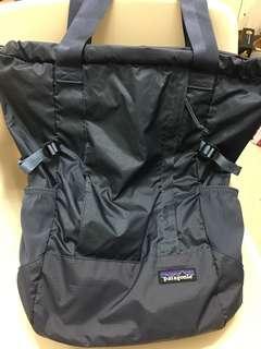 Patagonia 兩用袋(tote bag & backpack)(90% New)