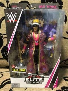 "WWE Elite: Bret ""The Hitman"" Hart King of the Ring"