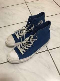 🚚 converse 2代高筒 (藍色9號)