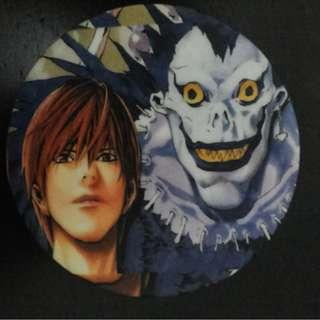Death Note Pin #CNY888