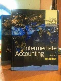 Intermediate Accounting Books 1 & 2