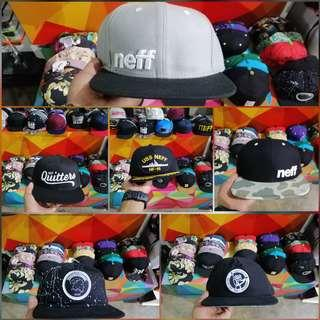 40% OFF NEFF CAPS Brand New Original