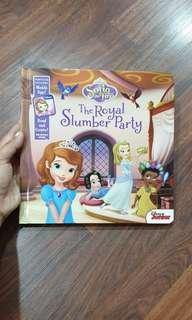 Sophia the First: The Royal Slumber Party