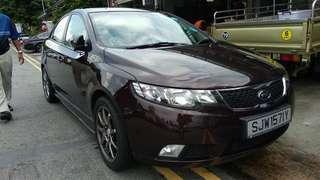 For Grab & GoJEK - Honda Civic