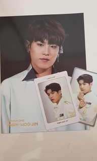 WOOJIN ONE : THE WORLD KIHNO AND DVD