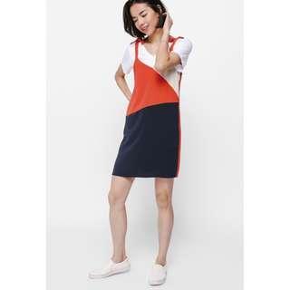 BNWT Size S Love Bonito Bealla Colour Block Dress