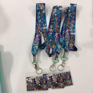 Tokidoki Sea Punk Lanyard (SDCC 2017 Exclusive)