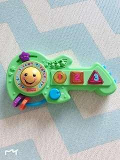 Fisher Price Laugh and Learn Jam and Learn Guitar