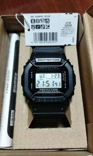 G shock DW-5600NH-1R2JR