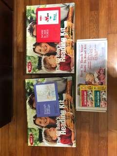 Glenn Doman How to teach your baby full kit