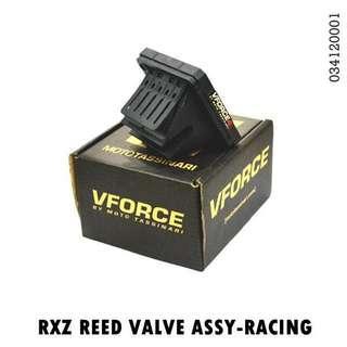 RXZ reed valve assy racing
