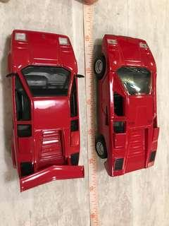 Lamborghini Countach 1:43 brand new