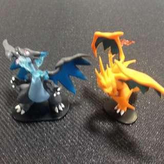 (Sold Out) Mega Charizard X & Y Pokemon EX Collection Box Figures