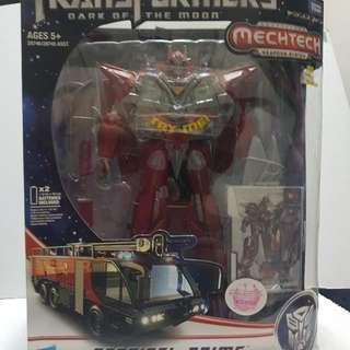 Transformers Hasbro Leader Class Sentinel Prime MISB